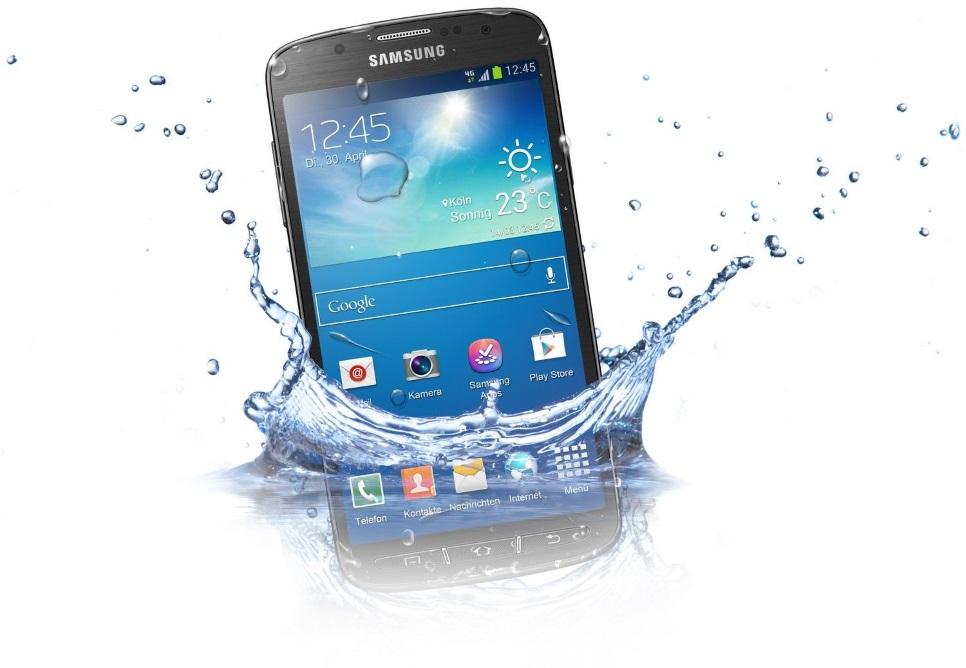 Naprawa telefonów po zalaniu
